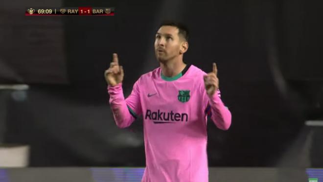 Rayo Vallecano vs Barcelona Highlights