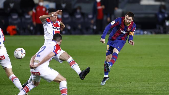 Messi Goals vs Alavés