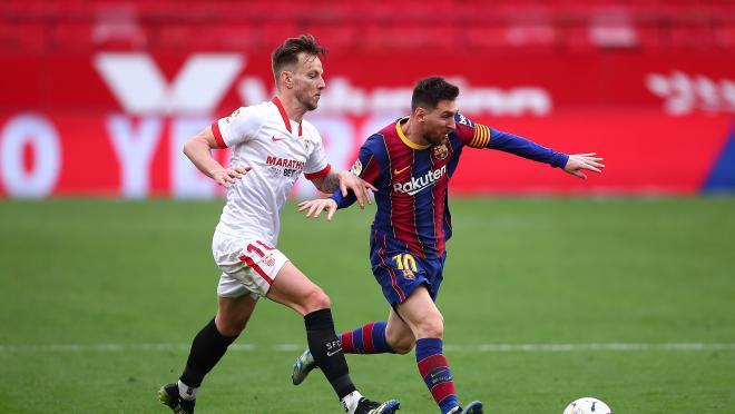 Lionel Messi Goal vs Sevilla