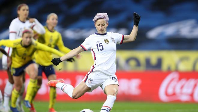 Sweden vs USWNT Highlights