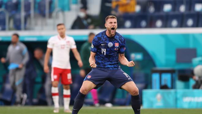Milan Škriniar vs Poland