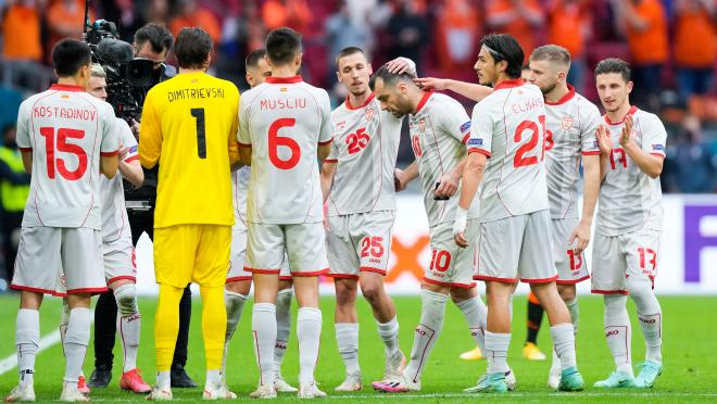 Pandev Last Game For North Macedonia