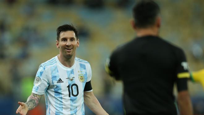 Copa America Final TV