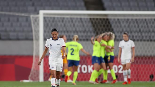 USWNT vs Sweden Highlights 2020 Olympics