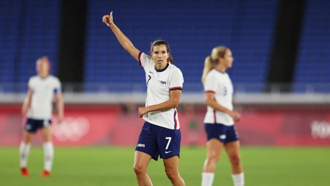 USWNT Offside Goals At 2020 Olympics
