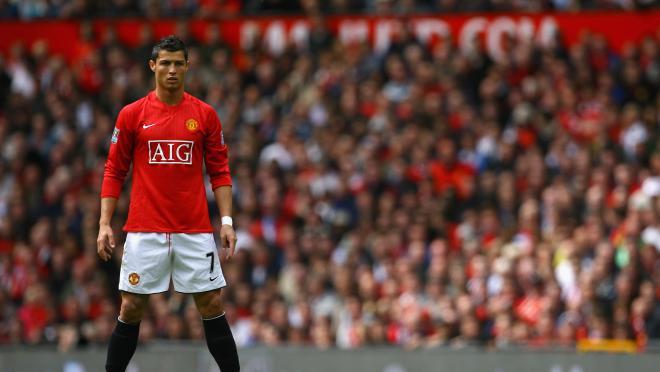 Cristiano Ronaldo Transfer Reaction