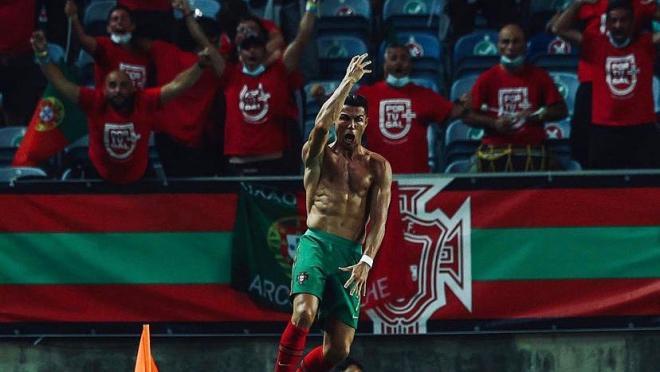 Ronaldo Suspension