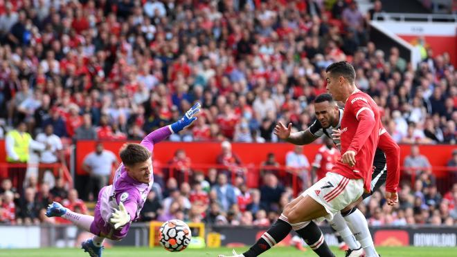 Cristiano Ronaldo Goal vs Newcastle