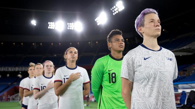 FIFA 22 Women's Ratings