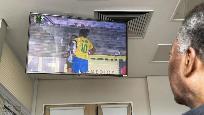 Marta Free Kick vs Argentina