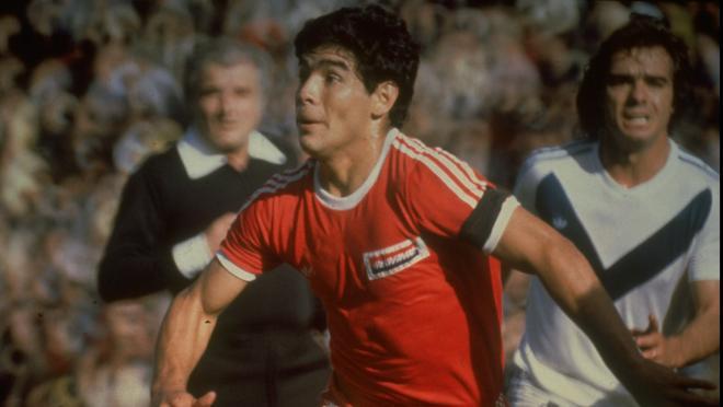Diego Maradona Sheffield United