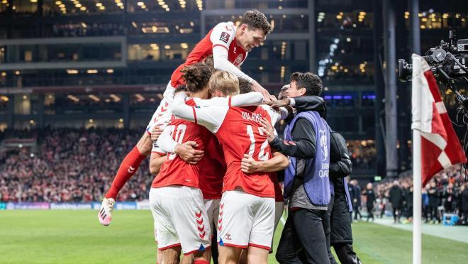 Denmark World Cup Qualifying