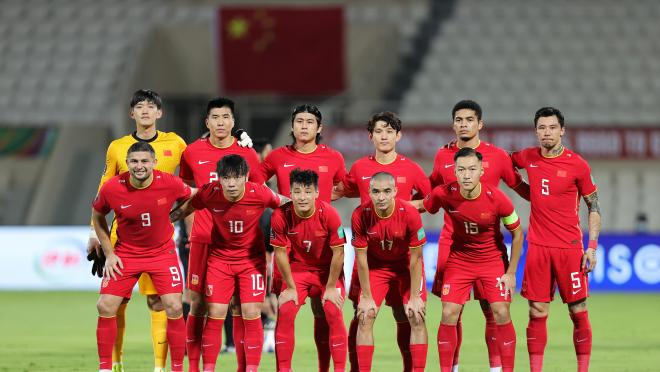 China World Cup Qualifying