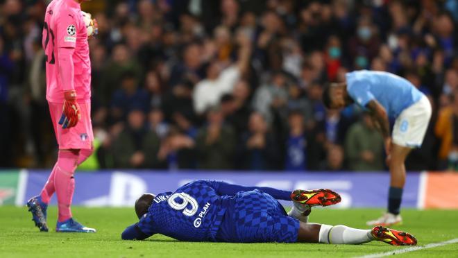 Lukaku And Werner Injuries Dampen Chelsea's Day
