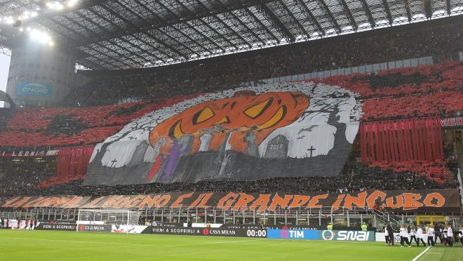 Scariest Tifos
