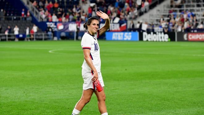 How To Watch Carli Lloyd Final USWNT Appearance