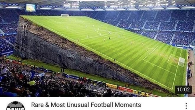 Funny YouTube Soccer Thumbnails
