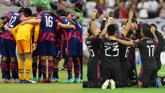 USA Vs Mexico Gold Cup Final Time, Channel, Odds