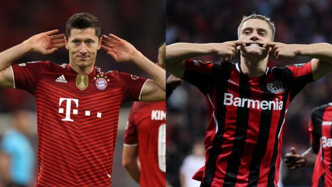Bayer Leverkusen vs Bayern Munich prediction
