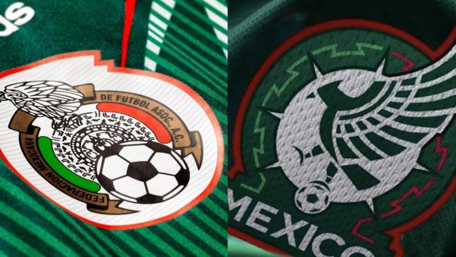 Mexico new logo soccer