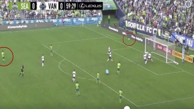 Danny Leyva MLS goal