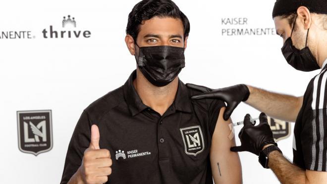 Futbolistas Y Vacuna Covid-19