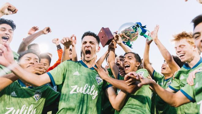 Seattle Sounders GA Cup