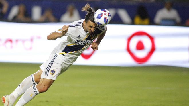 Zlatan Ibrahimovic MLS Hat-Trick