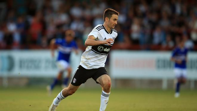 Luca de la Torre Fulham goal