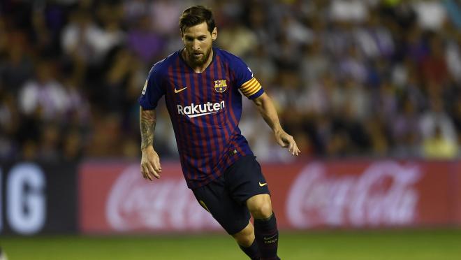 Lionel Messi vs Huesca