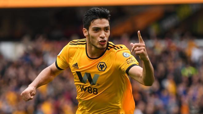 Raul Jimenez Wolves highlights
