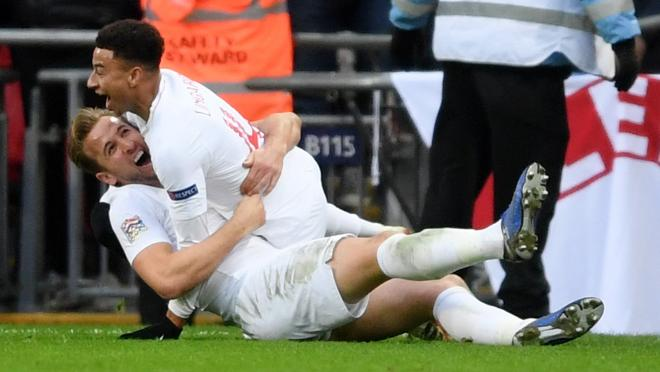 Harry Kane vs Croatia goal