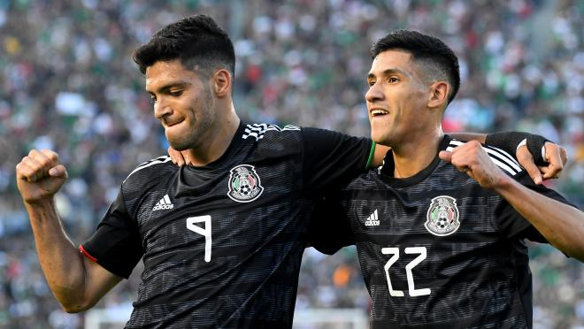Mexico vs Cuba Gold Cup 2019 highlights