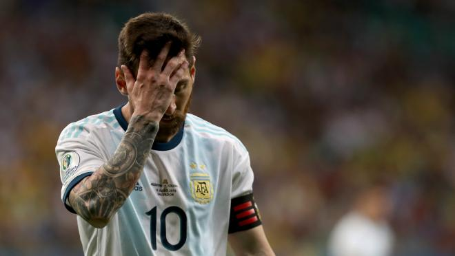 Argentina vs Colombia Copa America Highlights