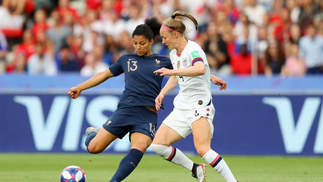 Becky Sauerbrunn vs. France