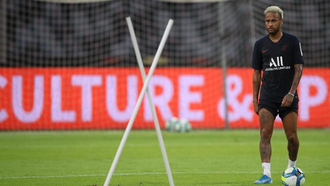 Neymar transfer news today