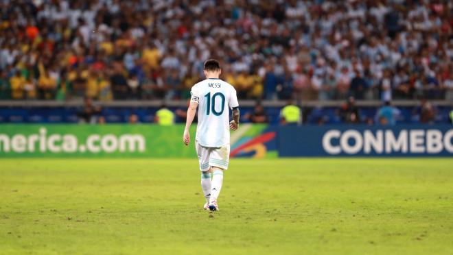 Brazil vs Argentina Copa America highlights