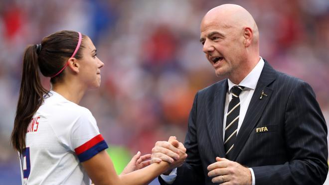 Next FIFA president election