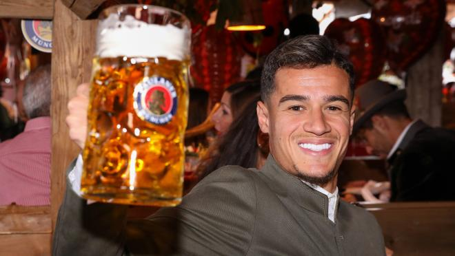 Bayern Munich Oktoberfest photos