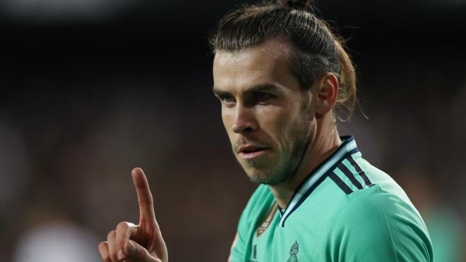 Gareth Bale golf