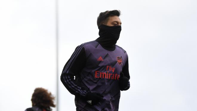 Mesut Ozil Arsenal blogger