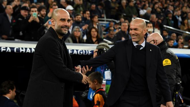 Manchester City vs Real Madrid prediction