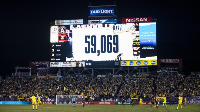 2020 MLS attendance and TV ratings