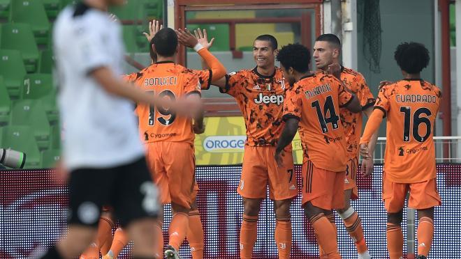 Weston McKennie Juventus assist