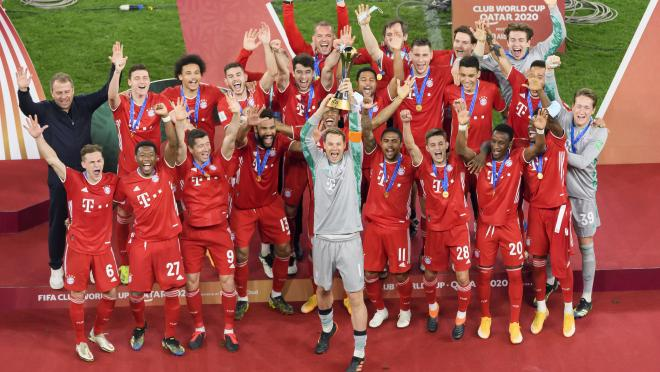 Bayern Munich wins Club World Cup