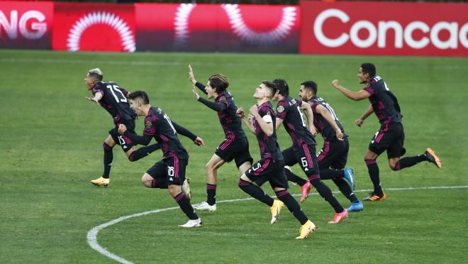 Grupo Mexico Juegos Olímpicos