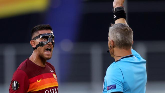 Sevilla beats Roma 2-0