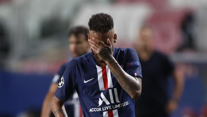 Neymar faces racism in France