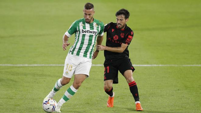 Real Sociedad top of LaLiga