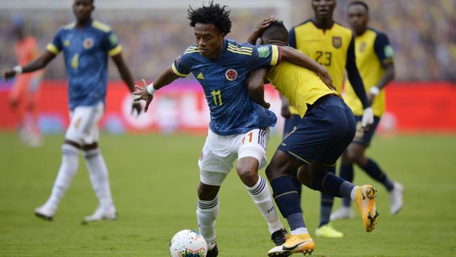 Previa Colombia vs Ecuador Copa América